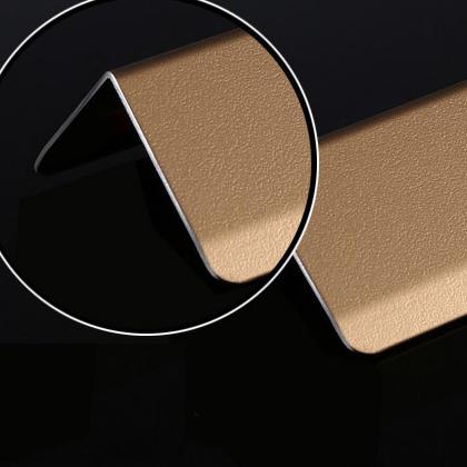 Stainless steel L decorative strip