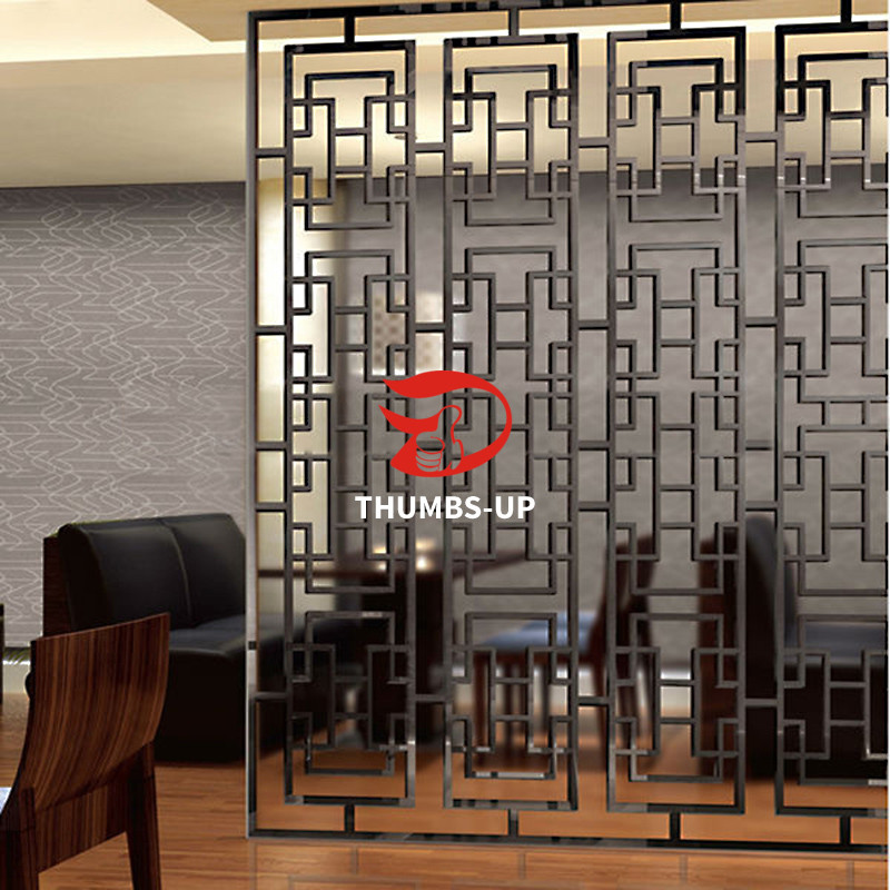 gold decorative metal screen panels supplier for villa Thumbs-Up-6