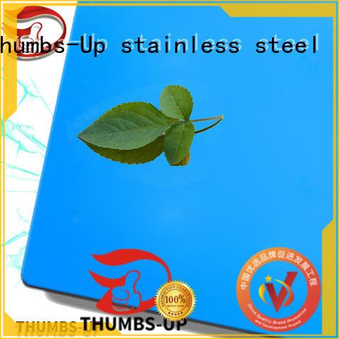 gem stainless steel mirror sheet manufacturer for elevator