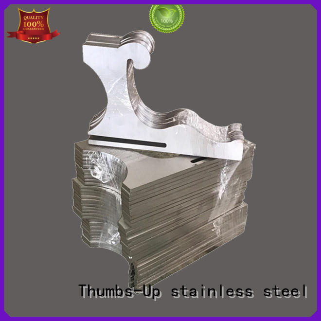 Thumbs-Up ring custom acrylic cut outs factory for building
