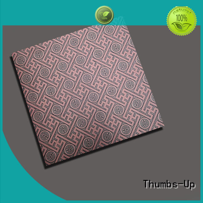 Thumbs-Up lotus decorative stainless steel sheet wholesale for building