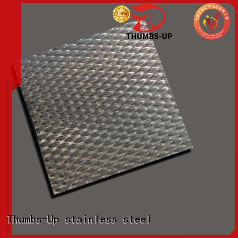 Thumbs-Up pearlescent small stainless steel sheet supplier for outdoor