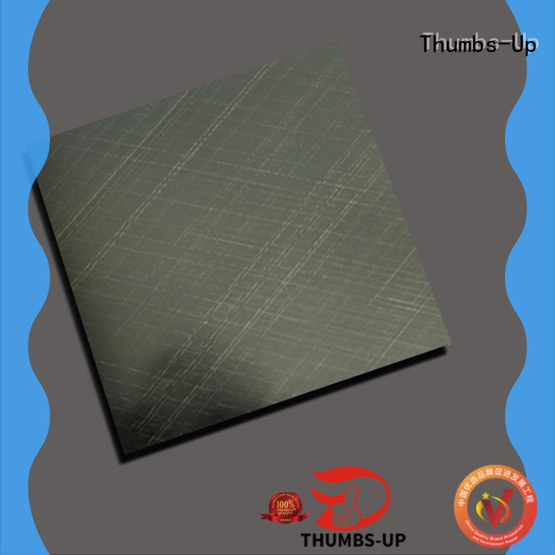 Thumbs-Up marble stainless steel laminate wholesale for club