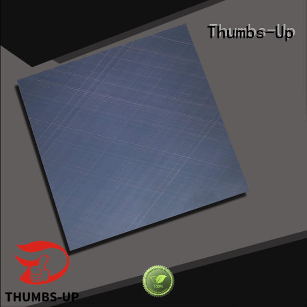 scrible brown gold stainless steel sheet cost Thumbs-Up manufacture