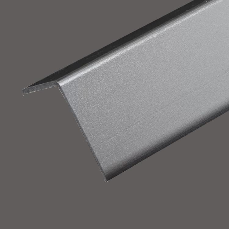 Black titanium stainless steel L decorative strip