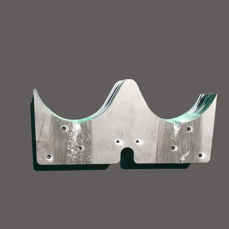 Customized Laser Cutting Steel Sheet