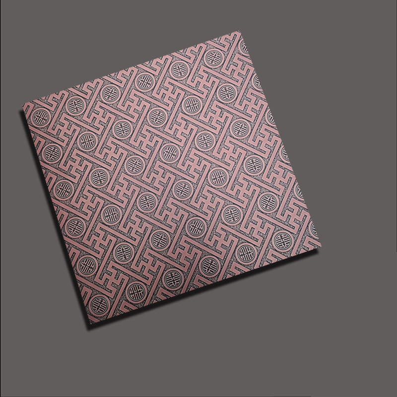 rotary decorative steel sheet metal embossing customized for outdoor-9