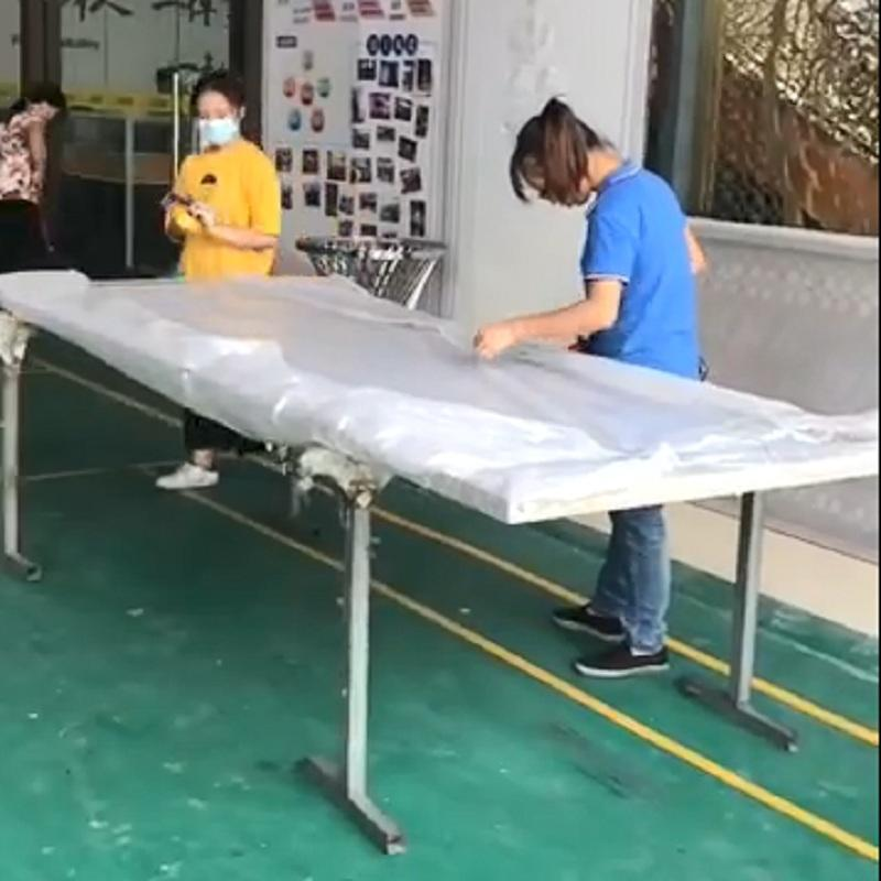 Screen packing