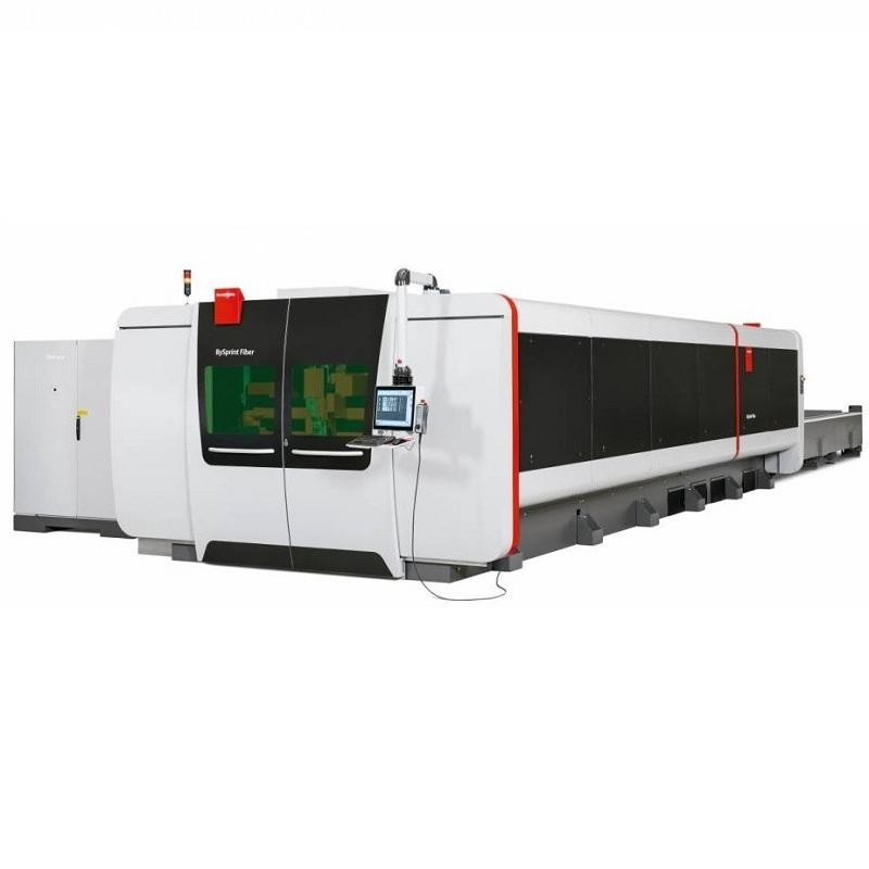 Bystronic 10000 W laser