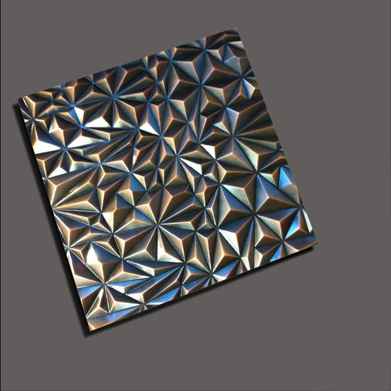 checker exterior color stainless steel sheet plate