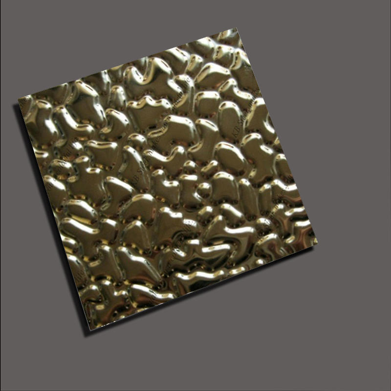 stainless steel panel checkered plate for interior decoration