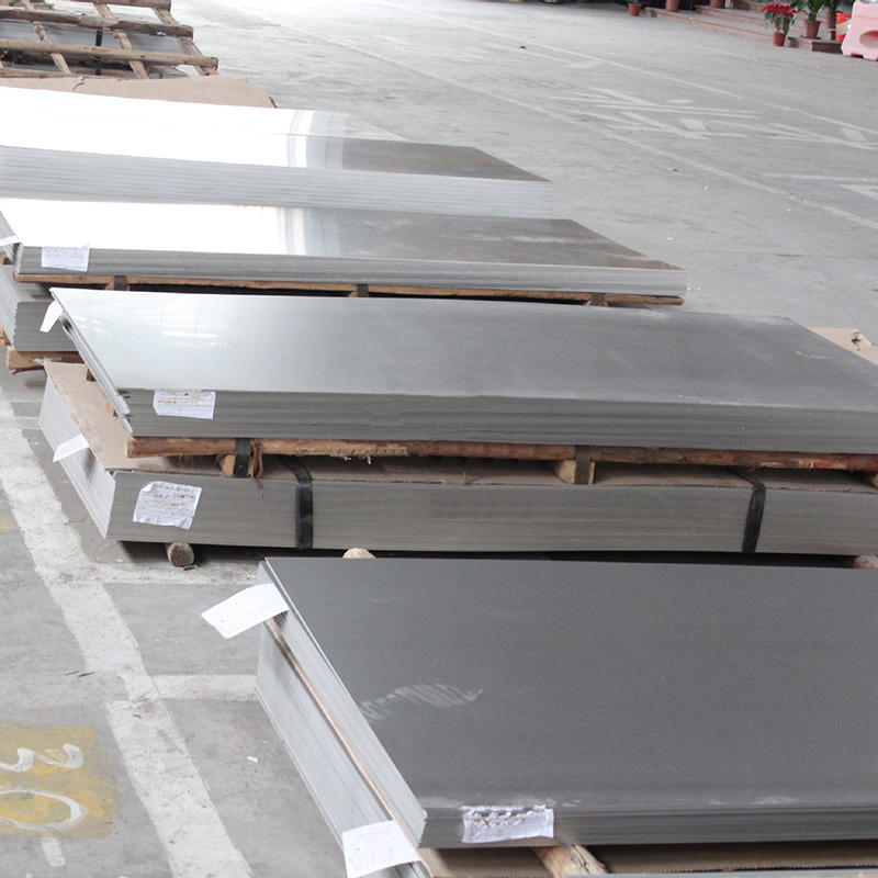2B Stainless Steel Cold Rolled Sheet