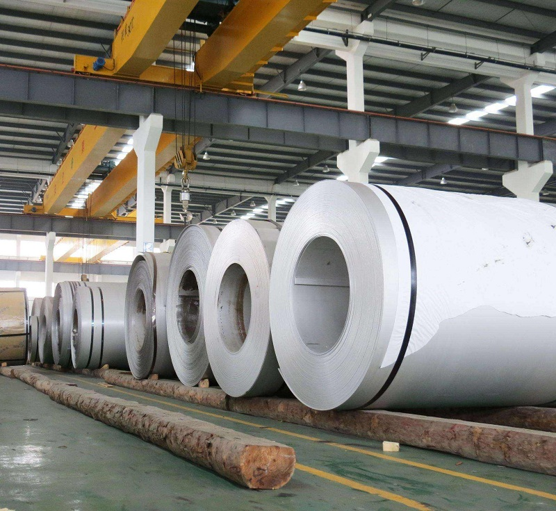 stainlss steel coil