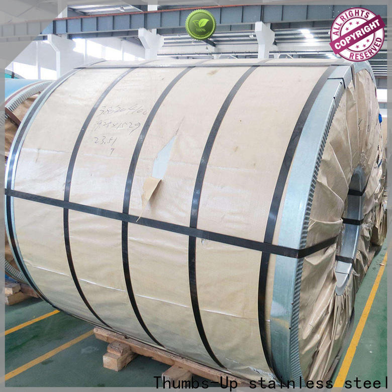 Thumbs-Up cold rolling roll coil factory for vehicles