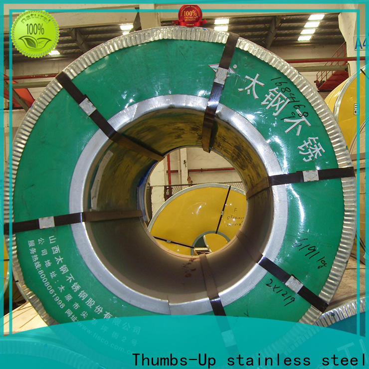 Thumbs-Up 430 stainless steel sheet plate factory household hardware