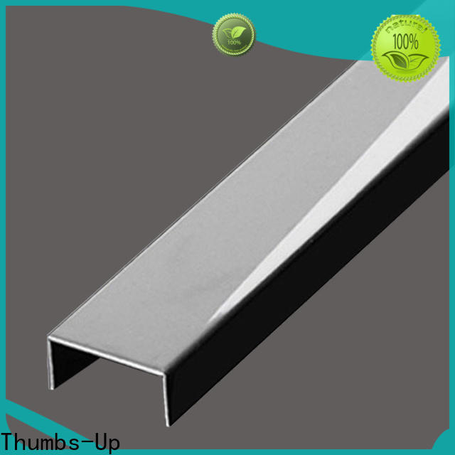 Thumbs-Up golden perforated stainless steel strip factory for house