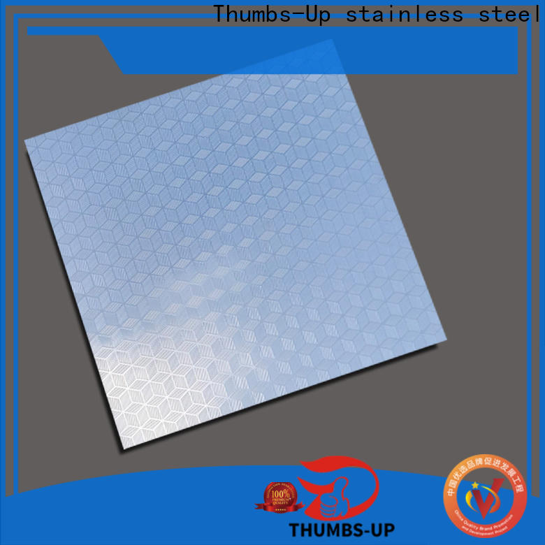 plated patterned steel sheet bamboo design for building