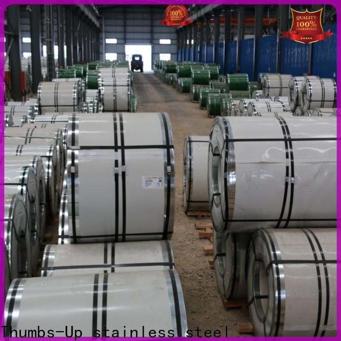 Thumbs-Up 304304l 22g stainless steel wire factory for escalators