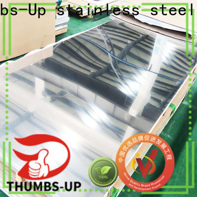 Thumbs-Up drawing metal cutting board customized for machine