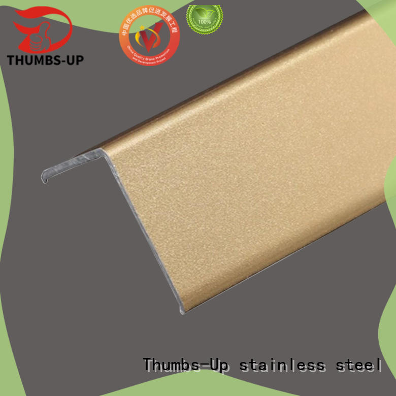 arc stainless steel trim rose customized for store
