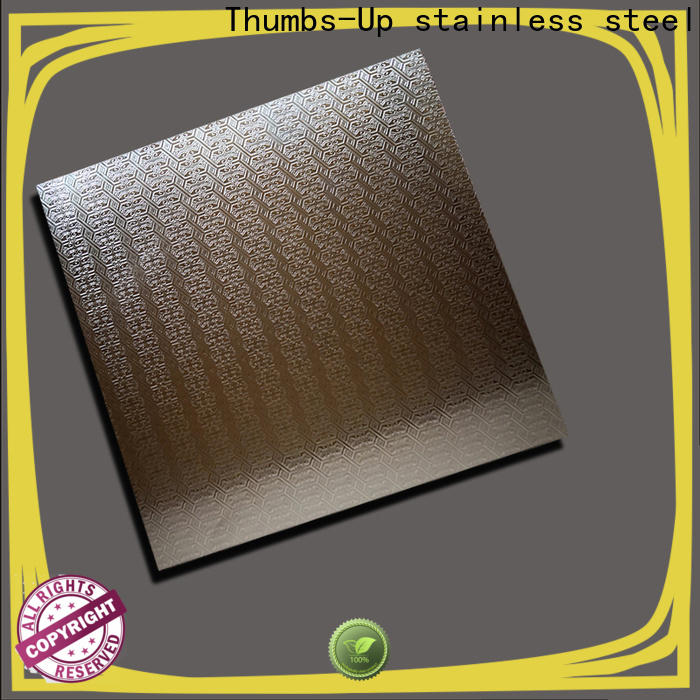 rotary black stainless steel sheet metal stripe supplier for building
