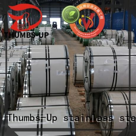 Thumbs-Up baosteel stainless steel coil wholesale for escalators