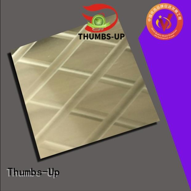 Thumbs-Up coffee champagne color sheets supplier for building