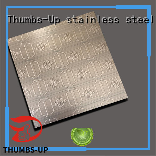 Custom crown etching stainless steel wood Thumbs-Up
