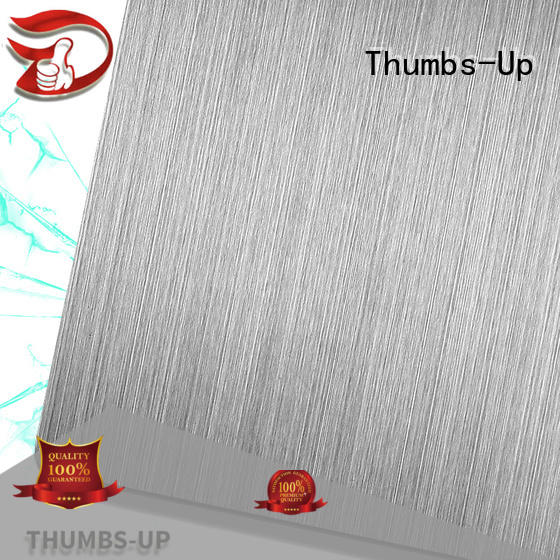 Thumbs-Up decorative steel plate manufacturer for cabinet