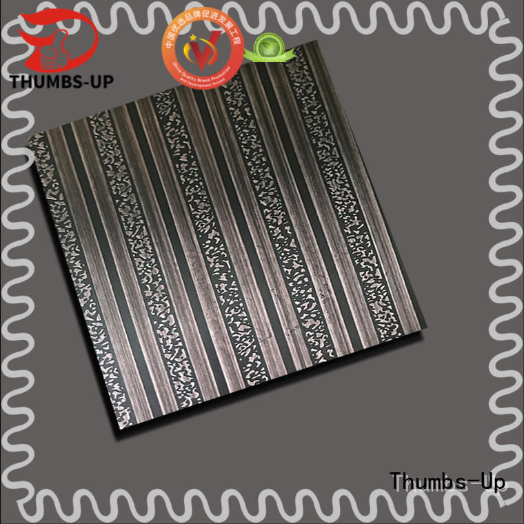 316 metal etching company flower supplier for lobby