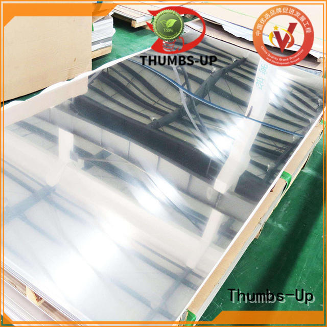 Thumbs-Up tough stainless steel chopping board supplier for machine