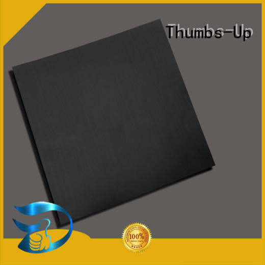 colored stainless steel sheets black blue vintage Thumbs-Up Brand stainless steel plate