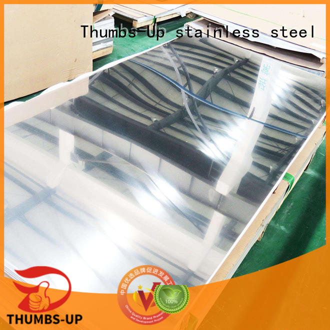 Thumbs-Up 304304l316430 stainless steel chopping board customized for machine