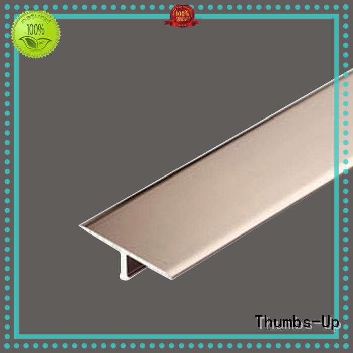 arc stainless steel trim customized for villa