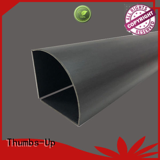 Thumbs-Up trapezoid stainless steel trim strips manufacturer for villa