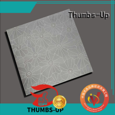 Thumbs-Up rotary decorative stainless steel sheet lotus for building