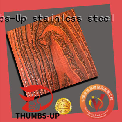 ancient stainless steel designer sheets supplier for hotel