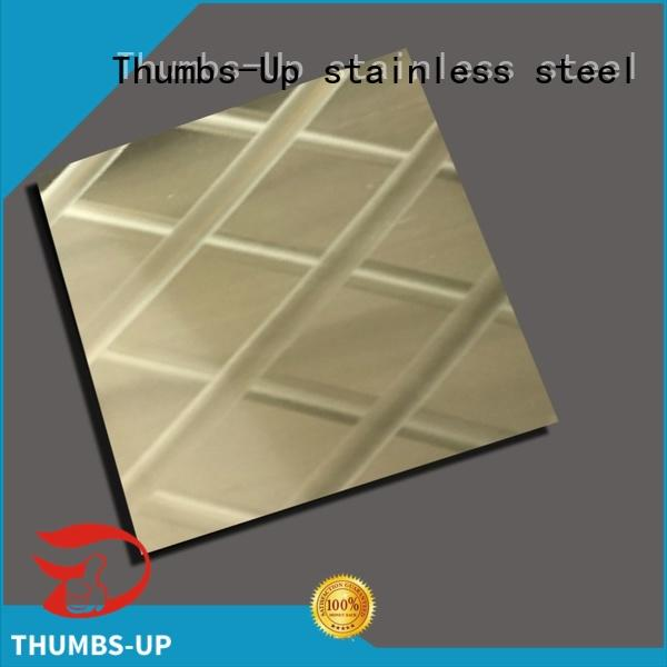 apphire cross colored stainless steel sheets Thumbs-Up Brand