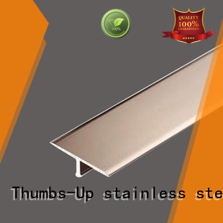 edge thin metal strips manufacturer for villa Thumbs-Up