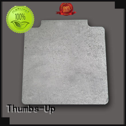 Thumbs-Up 304 sheet metal laser cutting customized for store