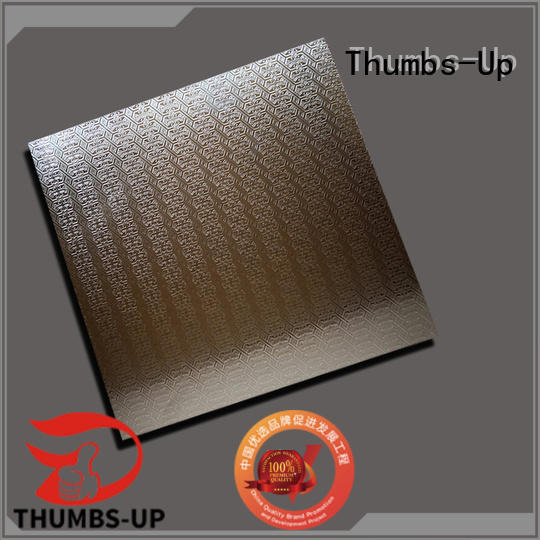 Thumbs-Up flower cheap sheet metal supplier for building