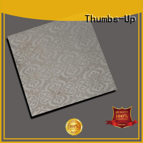 Thumbs-Up stripe mirror finish stainless steel sheet uk design for elevator