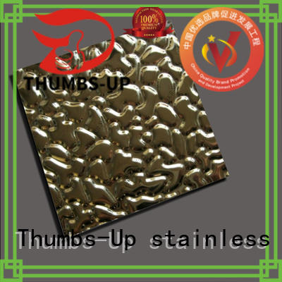 stainless checker plate steel supplier for kitchen Thumbs-Up