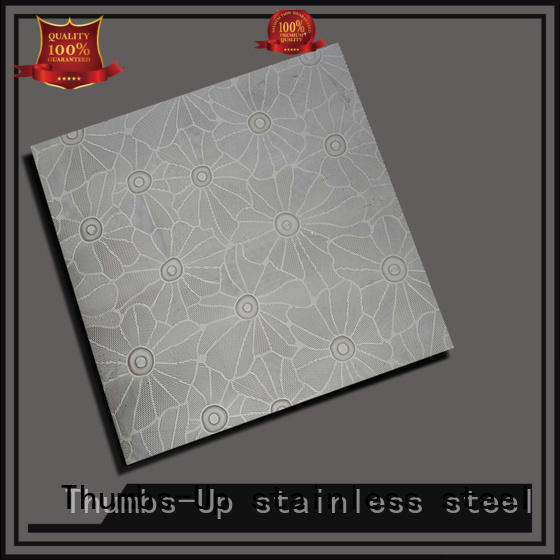 corrugated stainless steel sheet prices supplier for signboard Thumbs-Up