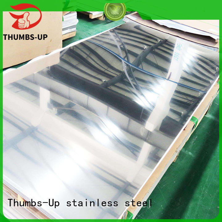 Hot drawing stainless board bridge engineering Thumbs-Up Brand