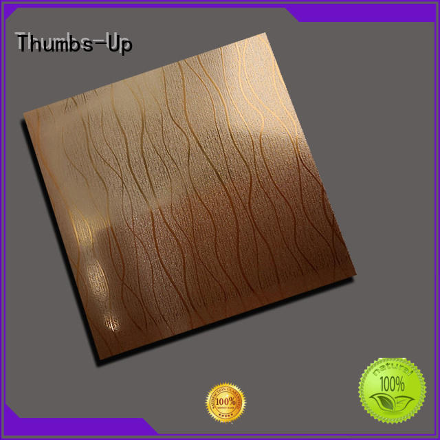 Thumbs-Up flower cheap stainless steel sheets wholesale for outdoor