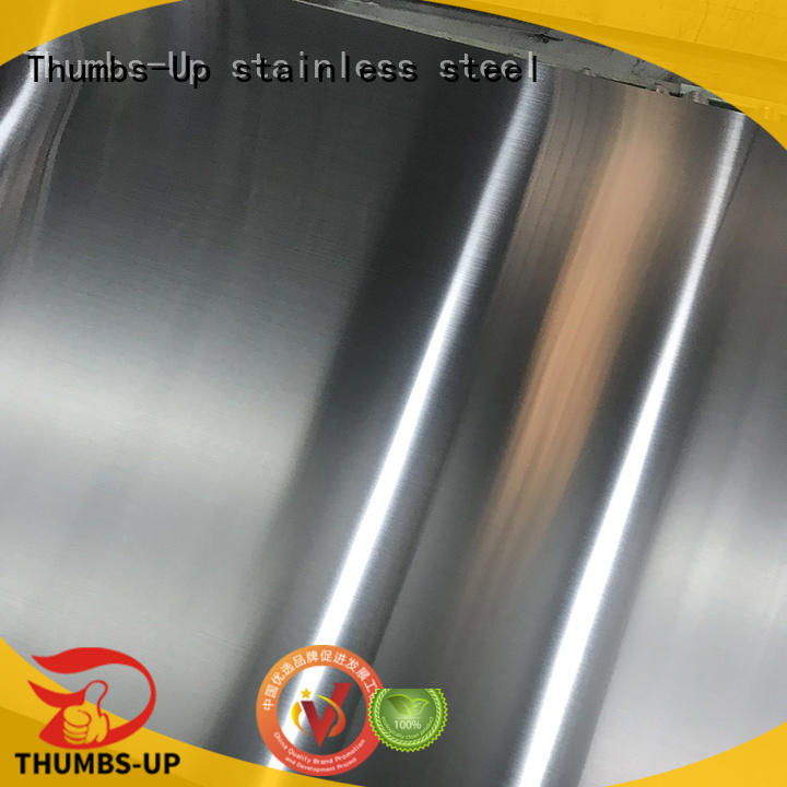 Thumbs-Up 316 stainless steel fridge not magnetic supplier for industry