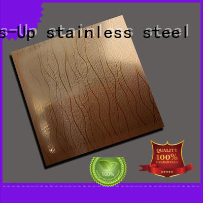 Thumbs-Up cube decorative stainless steel sheet metal design for building