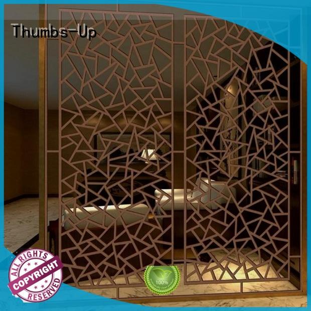 Thumbs-Up hollow ceiling mounted toilet partitions supplier for villa