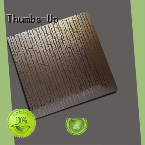 rose decorative stainless steel sheet supplier for signboard Thumbs-Up